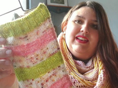 Inspired Knitting Podcast Ep: 41 | Yarny Roadtrip