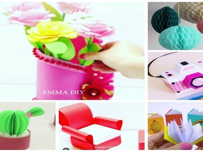 11 SPRING PAPER CRAFTS TOTALLY COOL