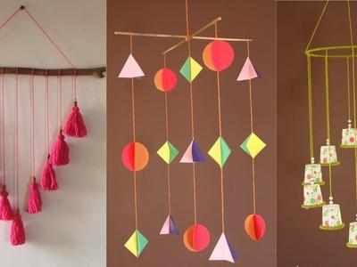 5 DIY Room Decor 2019 ! DIY Projects ! Home Decor   Dhara Patel
