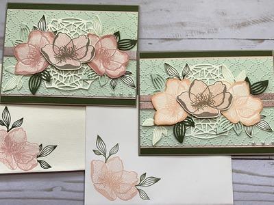 ????????Beautiful Promenade Card (How to make)????????