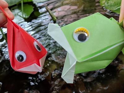 DIY Paper Fish