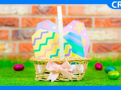 How to Make an Origami Easter Egg
