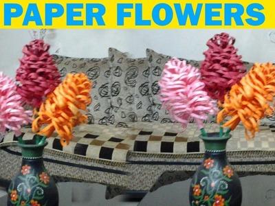 #papercrafts  Summer paper crafts for kids 2019 | Paper flowers  | paper crafts | Miss Supriya