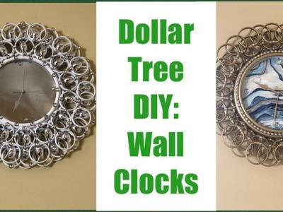 2019 Dollar Tree DIY || ????Decorative Wall Clocks????
