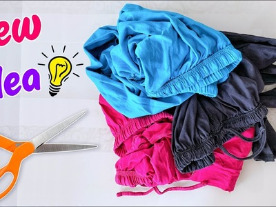 Best reuse idea of Old Leggings | Old Cloth Reuse | Diy art and craft |Cool craft idea | Artkala