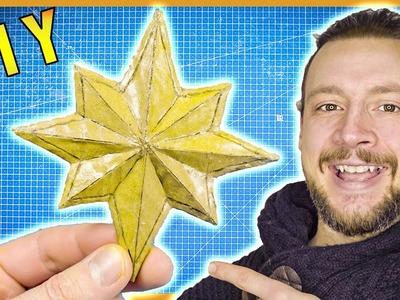 Diy captain marvel star