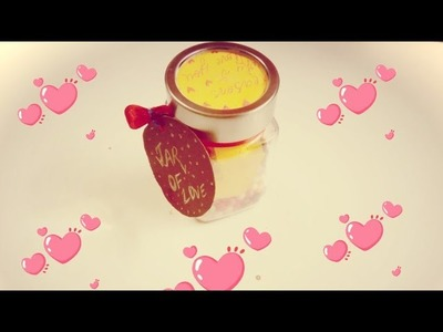 DIY - Last Minute Valentine's Day Gift Ideas for him. her