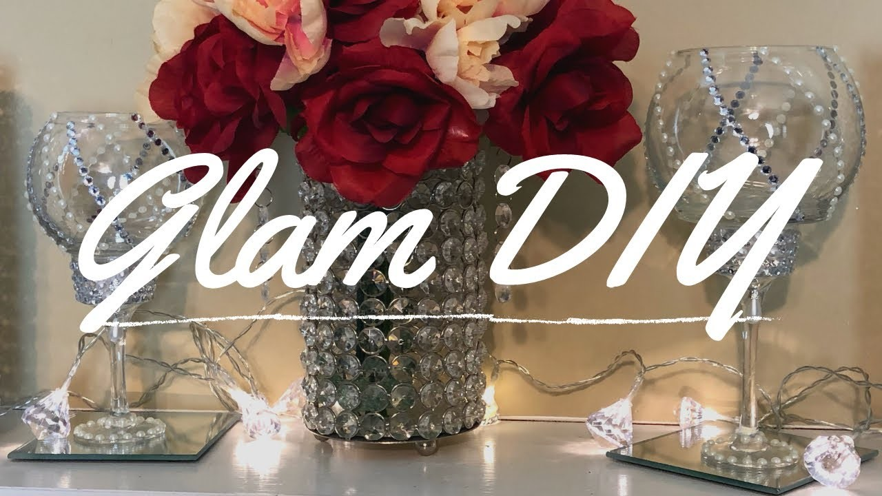 Glam DIY | Mother's Day Gifting Series | Candle Holders