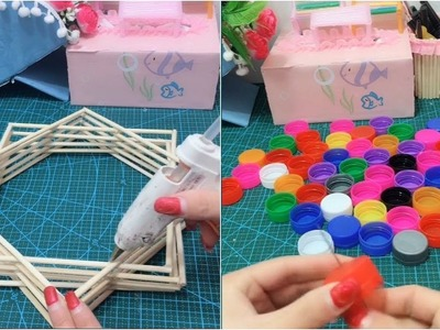 Handmade ???? DIY  Room Simple Crafts Life Hacks 2019