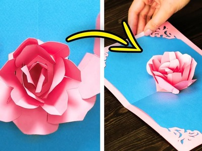 31 BEAUTIFUL PAPER CRAFTS EVERYONE WILL LOVE