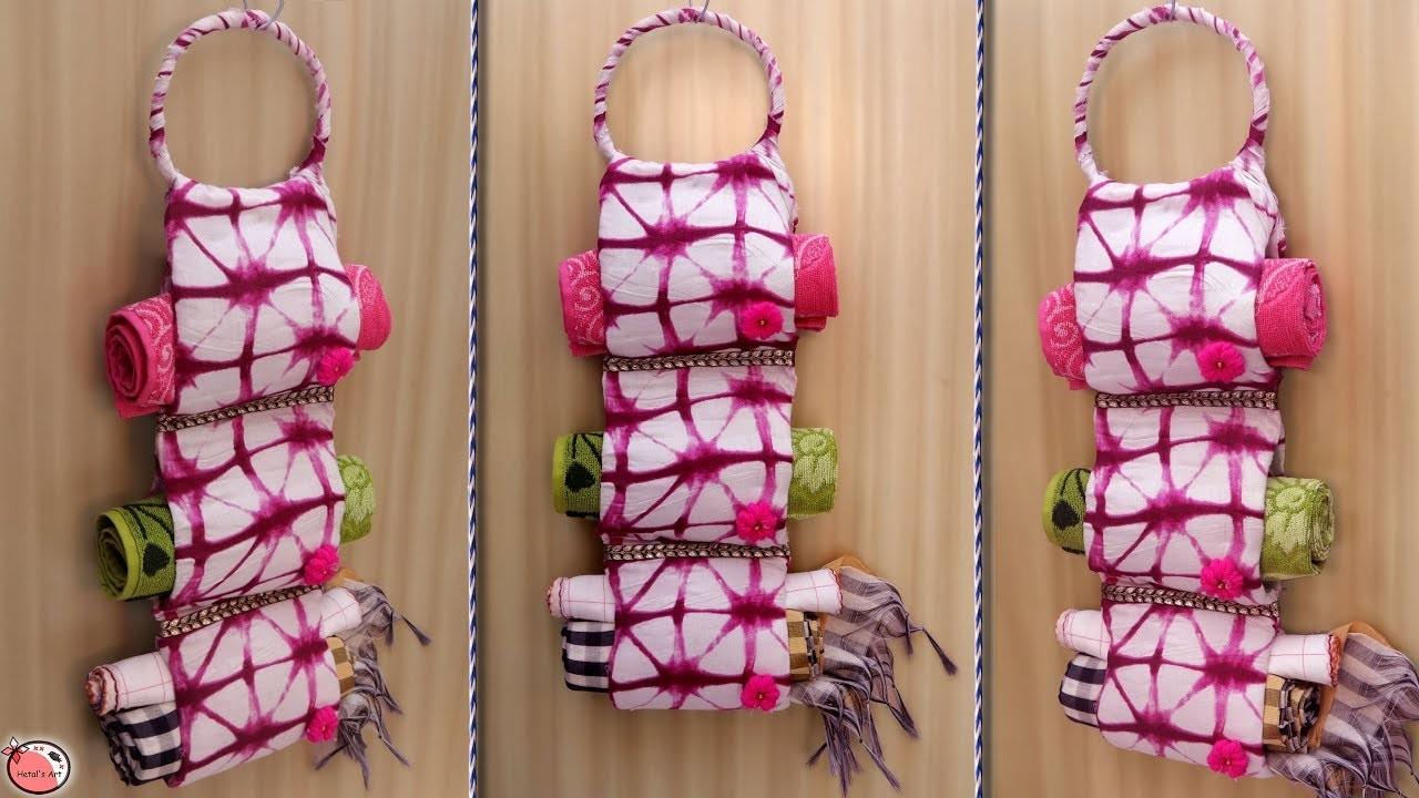 Best Out of Waste Plastic Bottle Idea || DIY Room Organization Idea