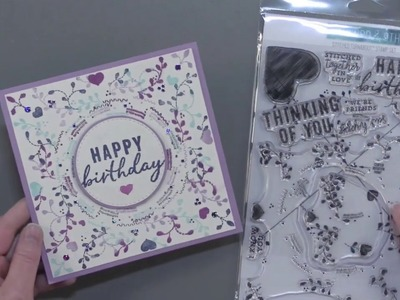 Concord & 9th Turnabout Stamps - Paper Wishes Weekly Webisodes