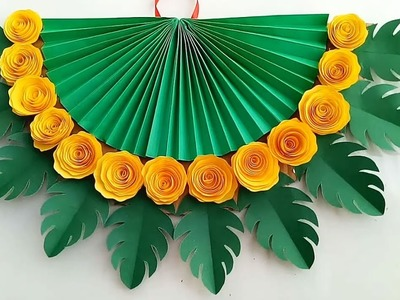 DIY Beautiful Wall Hanging.Best DIY ROOM DECOR IDEA…