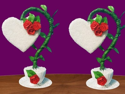 Diy Room Decoration Ideas \\New Style Showpiece \\Wonderful Gift Idea \\dustu pakhe
