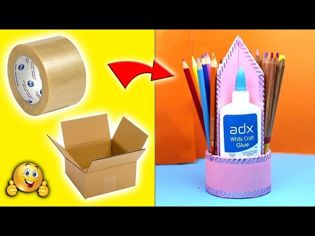 Easiest Homemade DIY Organizer By Mr Ideas