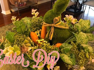 Easter Diy Tuscan Flower Arrangement For My Kitchen 2019