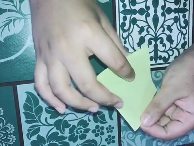 How to make a paper 8 pointed ninja star