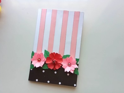 How to make Birthday Special Card For Sister.DIY Gift Idea.