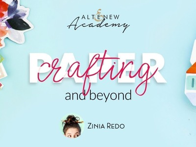 Paper Crafting & Beyond Class