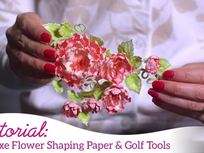 Which Paper should I Use to make my Stamped and Diecut Flowers?