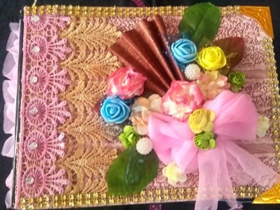 Birthday scrapbook for sweet sister. ????????????????????????