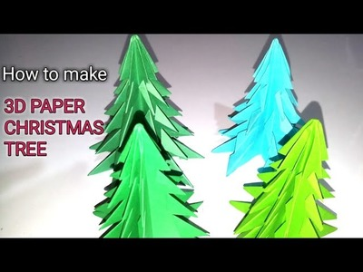#Christmas tree craft ideas | #Quick Christmas decoration ideas |
