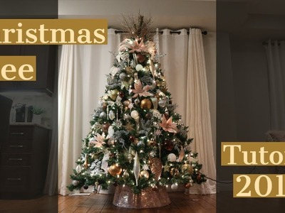 Christmas Tree Tutorial. 7 Steps on How to Decorate Christmas Tree