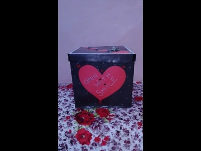How to make surprise box