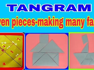 How to make TANGRAM