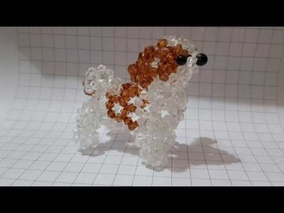 Part 01- How to make a beaded dog