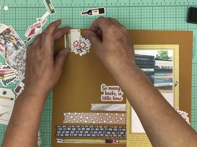 Scrapbook Process 765 (2018-64.150) Cheeky Studio DT layout