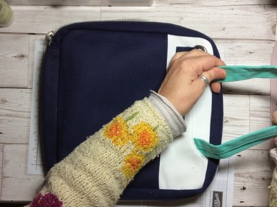 Stampin Up New Craft & Carry Stamparatus Bag Review - how to get the most out of this accessory.