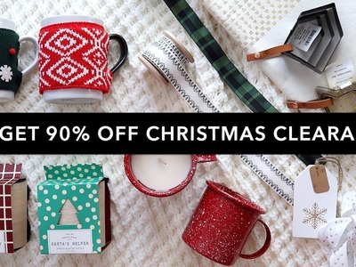 90% Off - Target Christmas Clearance