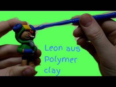 Brawl Stars Leon aus Polymer clay