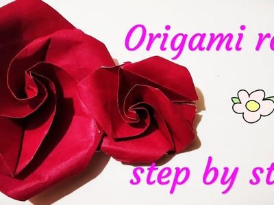 100+ ideas Very Easy Origami Flower on bestxmascoloring.download | 300x400