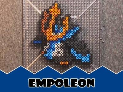 Pokemon: Perler Bead Empoleon