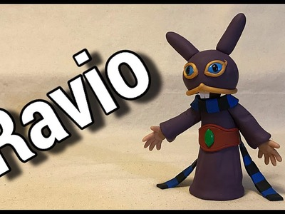 Quick Look - Ravio figurine  (Sculpted out of Polymer Clay)