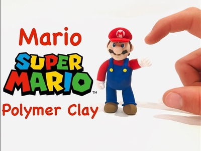 Sculpting Mario (Super Mario Bros) | Polymer Clay