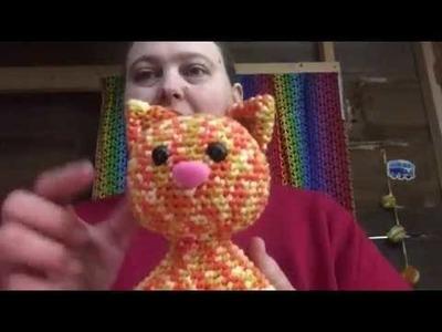 Yarn Talk Cute Amigurumi Kitty Cats