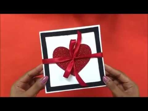 Beautiful Handmade Birthday card idea for Teacher | Easy Birthday card idea | tutorial