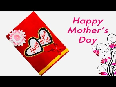 Mother's Day. handmade greeting card for Mother's Day. Mother's Day greeting card. Mother's Day idea