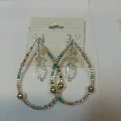 Large hoop Earrings  155750