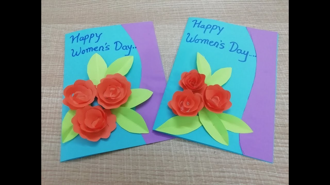 Make 3D Greeting Card In Just 15 Minutes