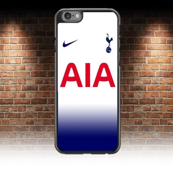 Tottenham Hotspur Shirt phone case for iphone 6 & 6s Great Gift spurs fan