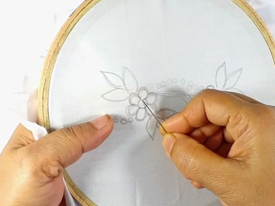 Hand Embroidery, Easy Decorative Border Line Embroidery Design | Hand Embroidery Designs