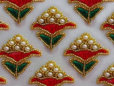 Hand embroidery gorgeous wedding dress design  Most Beautiful Designer Work