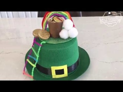 How to Make a {Super Easy} Leprechaun Trap for St. Patrick's Day