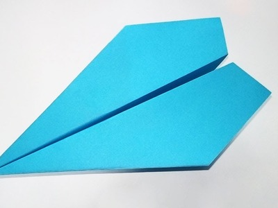 How to Make an EASY Paper Airplane - BEST Paper Airplane that Fly Far