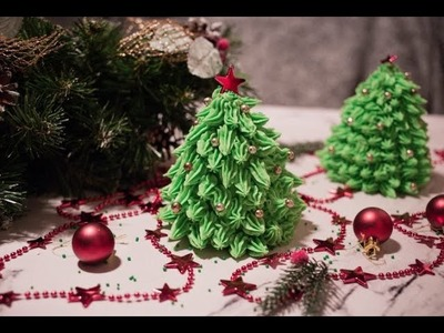 Christmas Tree Cakes: the best Christmas ideas!