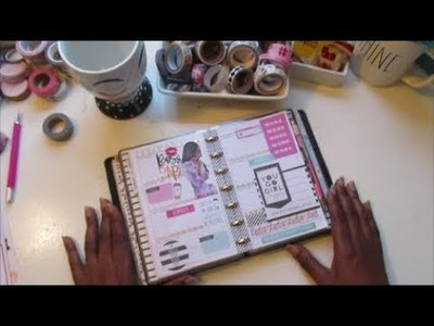 Foxy Mini || Happy Planner || Plan With Me || Feb. 25 - March 3 2019